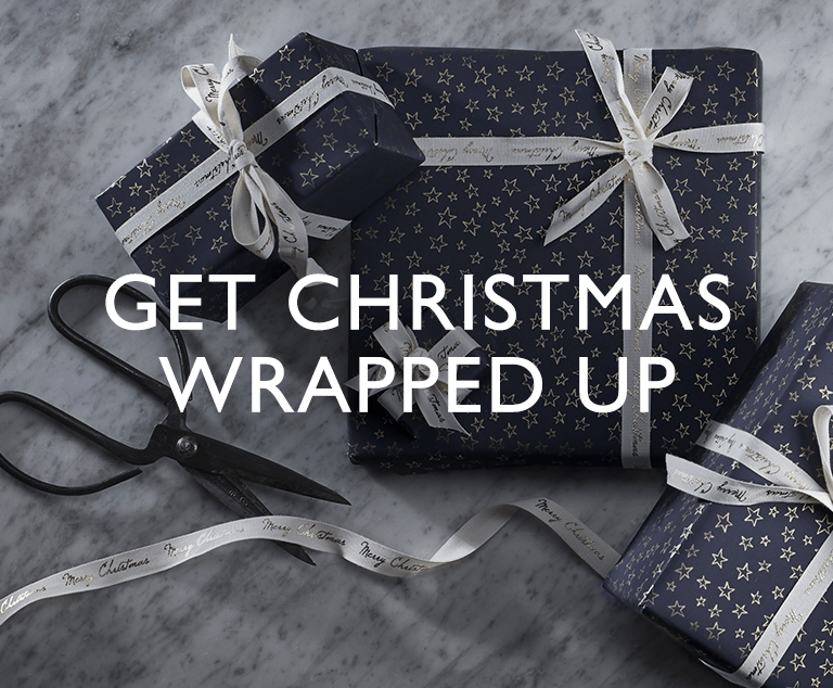 Get Christmas Wrapped Up
