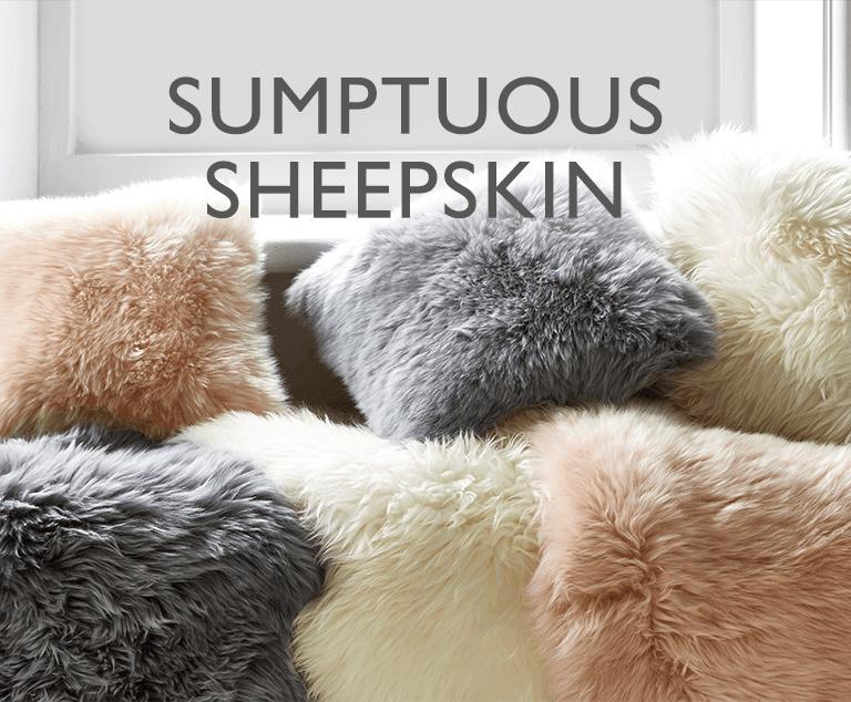 Sumptuous Sheepskin