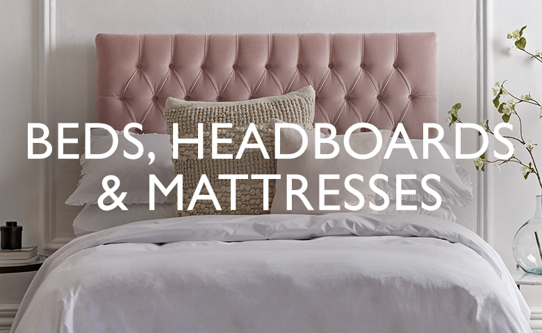 Beds, Headboards and Mattresses