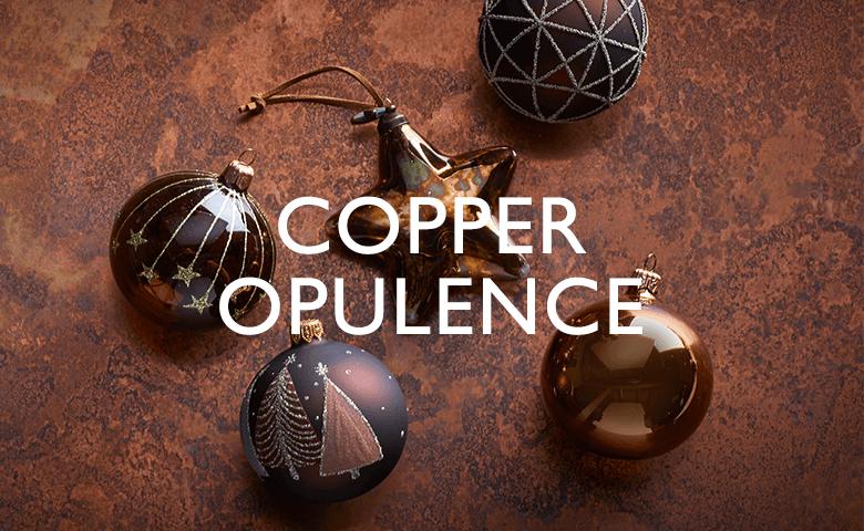 Copper Opulence