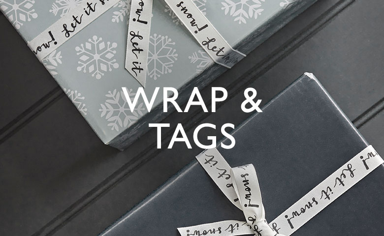 Wraps and Tags