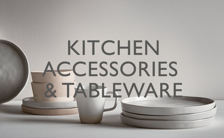 Kitchen Accessories and Tableware