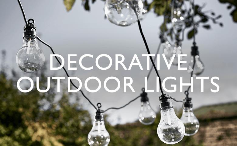 Decorative Outdoor Lights