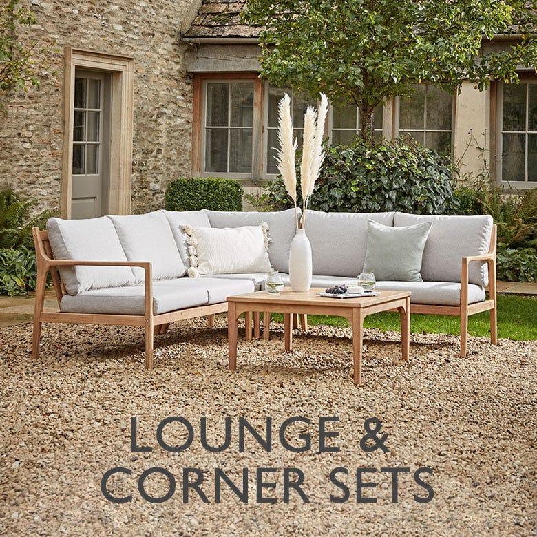 Lounge & Corner Sets