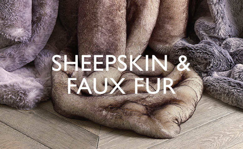 Sheepskin & Faux Fur