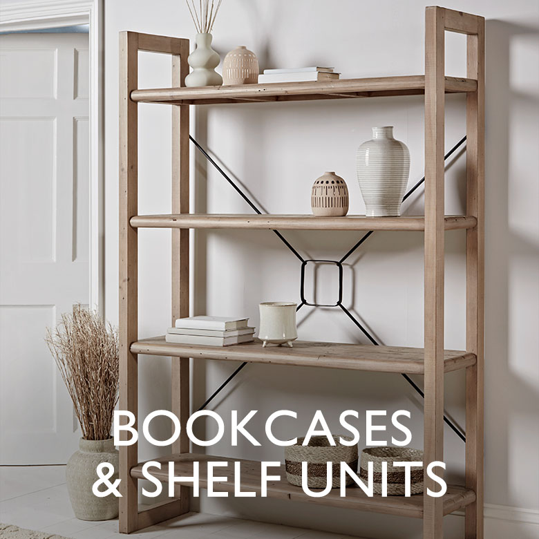 Bookcases and Shelf Units