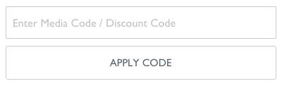 Add a Promo code
