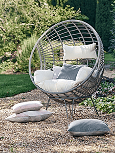 Chairs Benches & Loungers