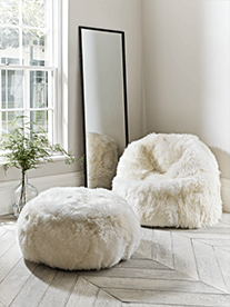 Sheepskin and Faux Fur
